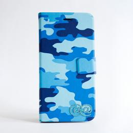 @@(アトアト) x GLAMBABY iPhone6Plus用ケース camouflage